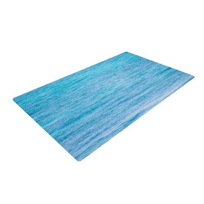 Catherine McDonald South Pacific II Water Ocean Area Rug Rug Size: 2 x 3