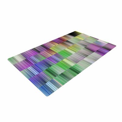 Dawid Roc Sweet Lines 3 Pastel Area Rug Rug Size: 4 x 6