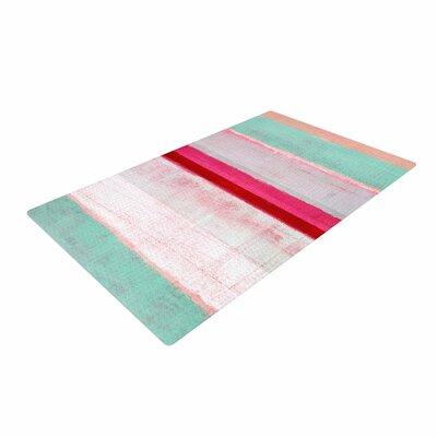 CarolLynn Tice Higher Pink/Mint Area Rug