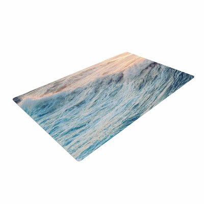 Chelsea Victoria Sherbert Ocean Orange/Nature Area Rug