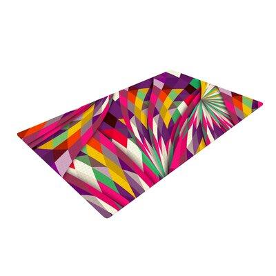 Danny Ivan Sweet Geometric Multicolor Area Rug