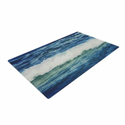 Chelsea Victoria Sink Back Into Coastal/Blue Area Rug
