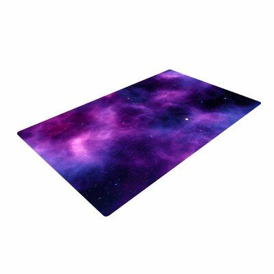 Chelsea Victoria Infinity Fantasy Purple Area Rug