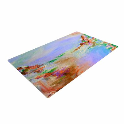 Ebi Emporium Something about the Sea 3 Lavender Area Rug Rug Size: 4 x 6