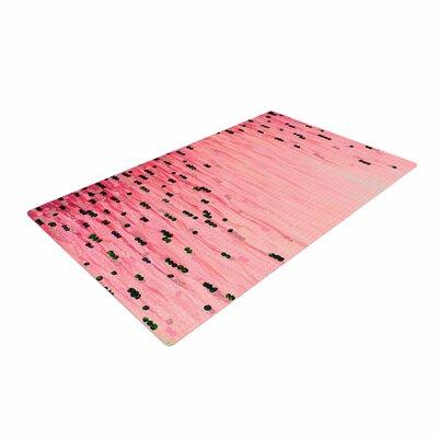 Ebi Emporium Mystic Garden 4 Pink/Green Area Rug Rug Size: 4 x 6