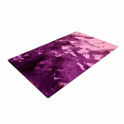 Ebi Emporium Splash out Purple/Pink Area Rug Rug Size: 4 x 6