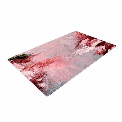 Ebi Emporium Winter Dreamland 5 Red/Gray Area Rug