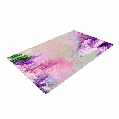 Ebi Emporium Winter Dreamland 4 Pink/Purple Area Rug