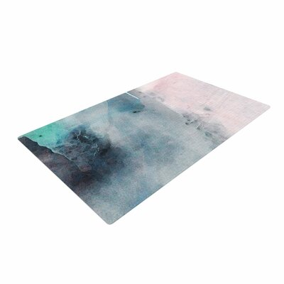 Iris Lehnhardt Abstract Color Painting Pastel Area Rug