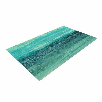 Iris Lehnhardt Oceanic Teal/Blue Area Rug