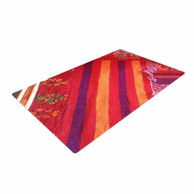 Luvprintz Carpet Red/Orange Area Rug