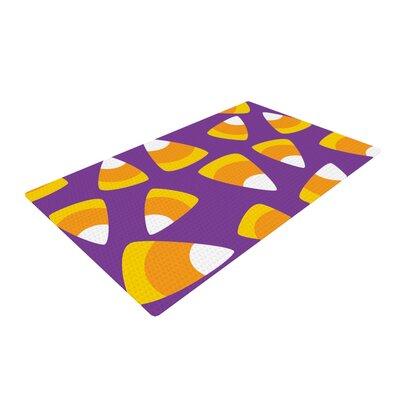 Kandy Korn Purple Area Rug