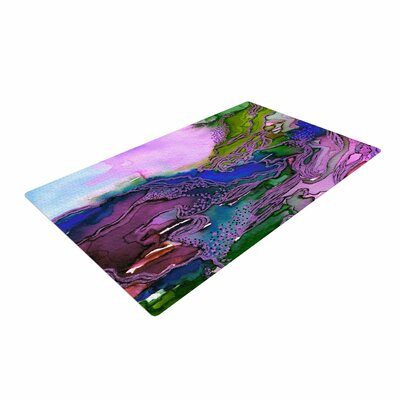 Ebi Emporium Bring on Bohemia 2 Blue/Purple/Lavender Area Rug