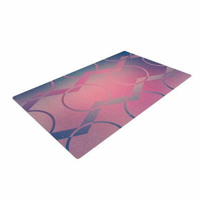 Matt Eklund Switched Pink/Blue Area Rug