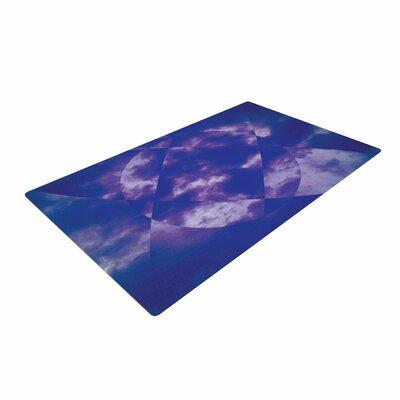 Matt Eklund Spectral Purple/Blue Area Rug