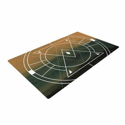 Matt Eklund Lost City Geometric Tan Area Rug