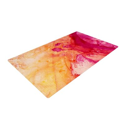 Malia Shields Color River IV Orange/Pink Area Rug