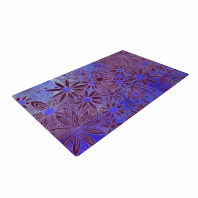 Marianna Tankelevich Night Purple/Blue/Purple Area Rug