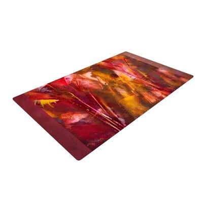 Malia Shields Warmth Orange/Red Area Rug