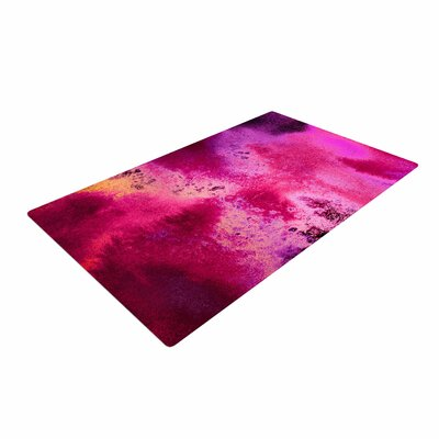 Nina May Rosewater Sun Pink/Purple Area Rug