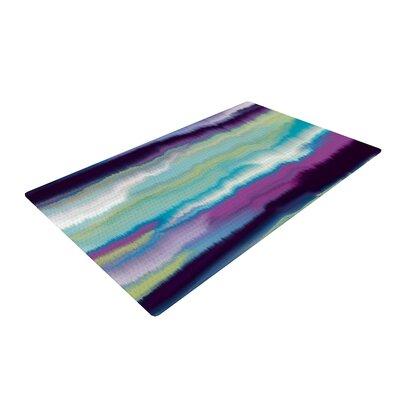Nina May Artika Blue/Teal Area Rug Rug Size: 2 x 3