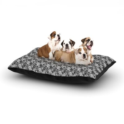 Holly Helgeson Dandy Tribal Dog Pillow with Fleece Cozy Top Size: Small (40 W x 30 D x 8 H)