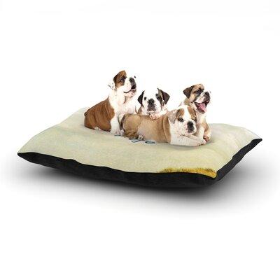 Iris Lehnhardt Beach Life Beach Dog Pillow with Fleece Cozy Top