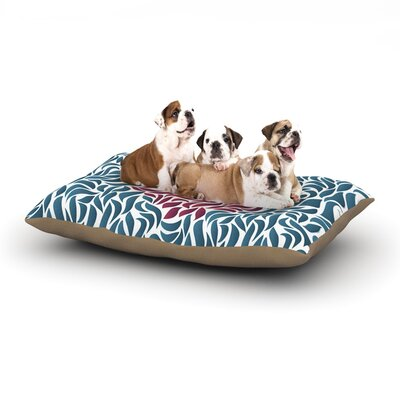 Nick Atkinson Desire Dog Pillow with Fleece Cozy Top Size: Large (50 W x 40 D x 8 H)