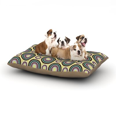 Mydeas Patio Decor Dog Pillow with Fleece Cozy Top Size: Large (50 W x 40 D x 8 H)