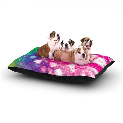 Mary Bateman Nostalgia Dog Pillow with Fleece Cozy Top Size: Large (50 W x 40 D x 8 H)