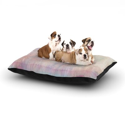 Mat Miller Terror from Above Dog Pillow with Fleece Cozy Top Size: Large (50 W x 40 D x 8 H)