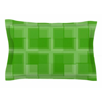 Trebam Menta V.2 Digital Sham Size: Queen