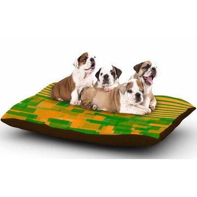 Trebam Listati V.2 Digital Dog Pillow with Fleece Cozy Top