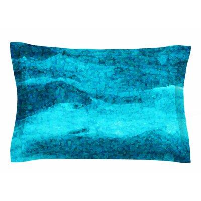 Suzanne Carter Confetti Ocean Digital Sham Size: King