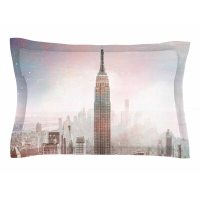 Suzanne Carter NYC Digital Sham Size: King