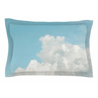 Suzanne Harford Summer Sky 3 Photography Sham Size: Queen