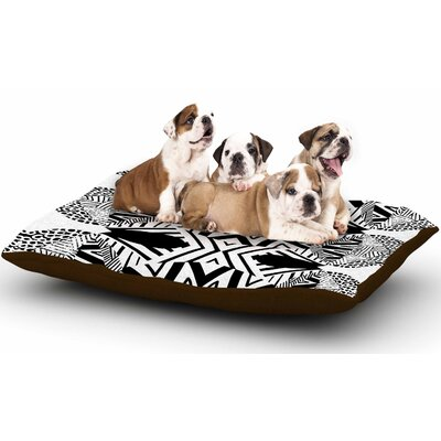 Pom Graphic Design Africa Dog Pillow with Fleece Cozy Top