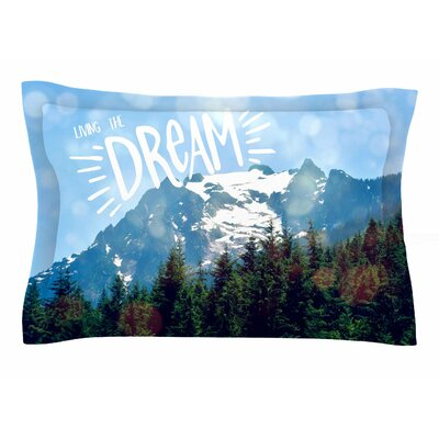 Robin Dickinson The Dream Photography Sham Size: 20 H x 30 W x 1 D