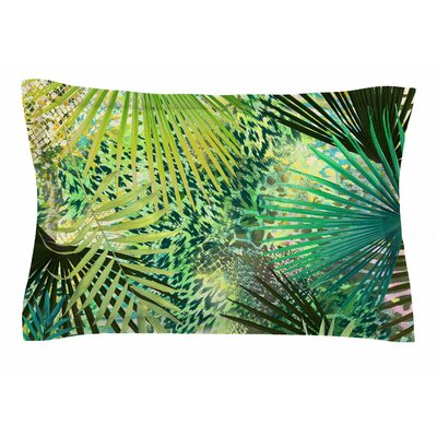 Victoria Krupp Animal Jungles Digital Sham Size: King