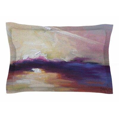 Carol Schiff Sunrise Sortie Painting Sham Size: Queen