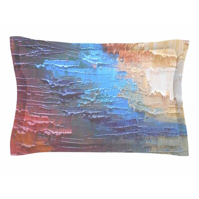 Carol Schiff Four Seasons - Autumn Painting Sham Size: Queen