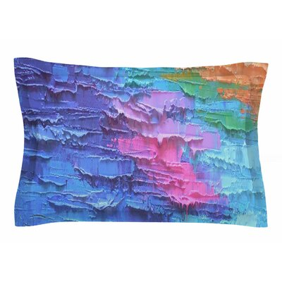 Carol Schiff Four Seasons - Summer Painting Sham Size: Queen