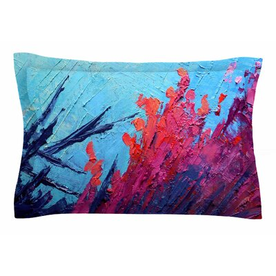 Carol Schiff Coral Reef Painting Sham Size: King