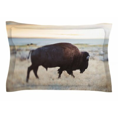 Chelsea Victoria Buffalo Bill Photography Sham Size: King