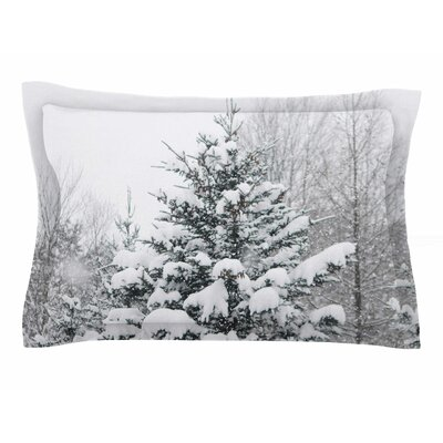Chelsea Victoria Cool Yule Photography Sham Size: Queen