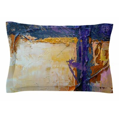 Carol Schiff Royal Colors Sham Size: King