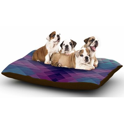 Nika Martinez Hipsterland II Dog Pillow with Fleece Cozy Top