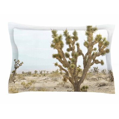 Kristi Jackson Joshua Tree Photography Sham Size: Queen