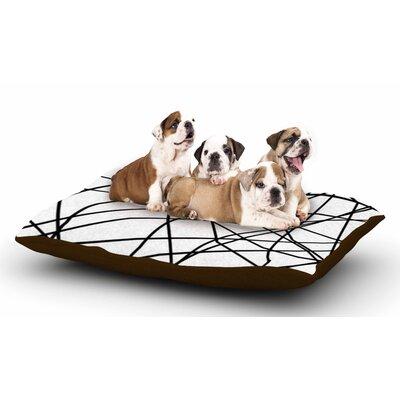 Trebam Paucina v3 Dog Pillow with Fleece Cozy Top