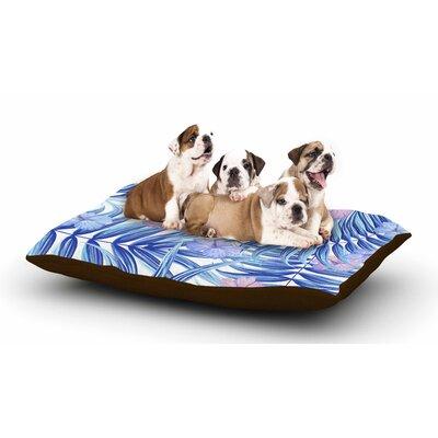 Marta Olga Klara Hawaiian Dog Pillow with Fleece Cozy Top